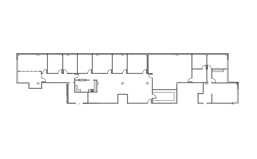 16420 Park Ten Floor Plan Image